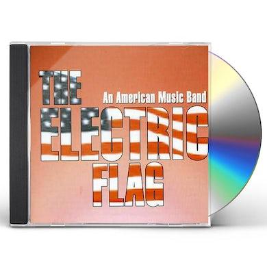 Electric Flag AMERICAN MUSIC BAND CD