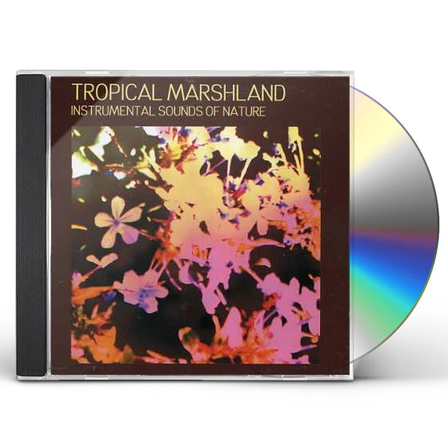 Sounds of Nature TROPICAL MARSHLAND CD