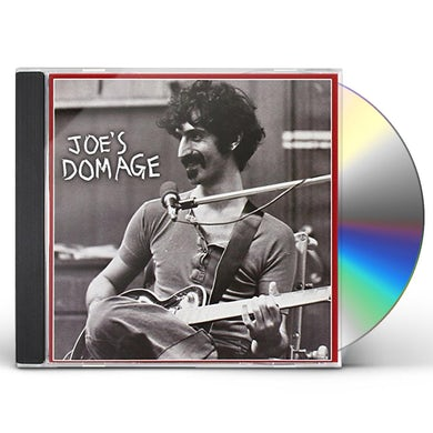 Frank Zappa JOE'S DOMAGE CD