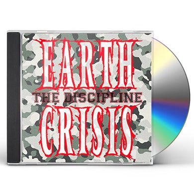 Earth Crisis  DISCIPLINE CD