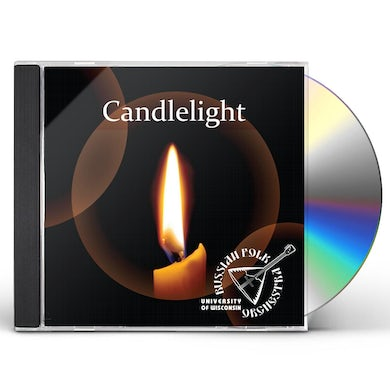 University of Wisconsin Russian Folk Orchestra CANDLELIGHT CD
