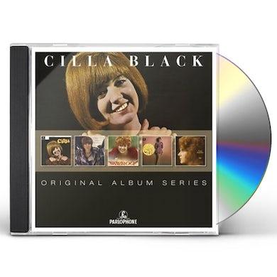 Cilla Black ORIGINAL ALBUM SERIES CD