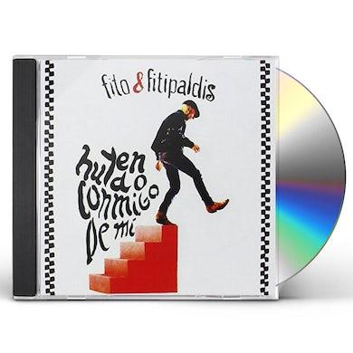 Fito & Fitipaldis HUYENDO CONMIGO DE MI CD