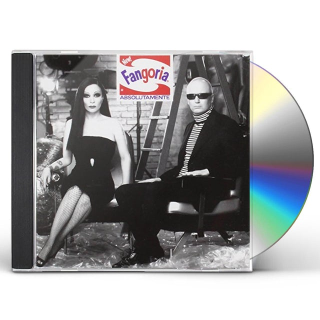 Fangoria ABSOLUTAMENTE CD