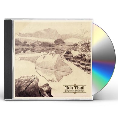 Bob Theil SONGS FROM THE MARGIN CD