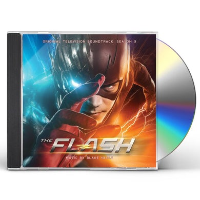 Blake Neely FLASH - SEASON 3: LIMITED EDITION (SCORE) CD