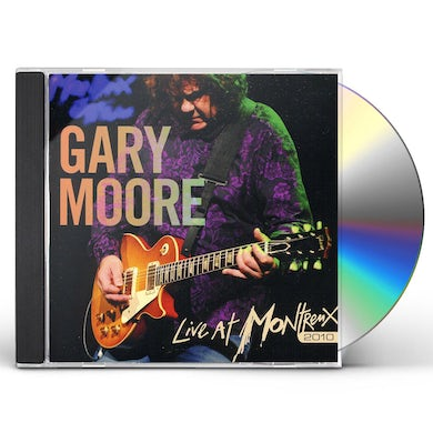 Gary Moore LIVE AT MONTREUX 2010 CD