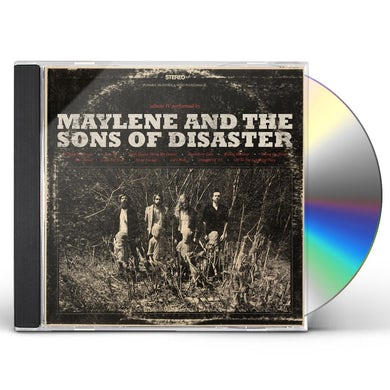 Maylene & The Sons Of Disaster IV CD