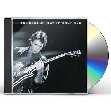 BEST OF RICK SPRINGFIELD CD