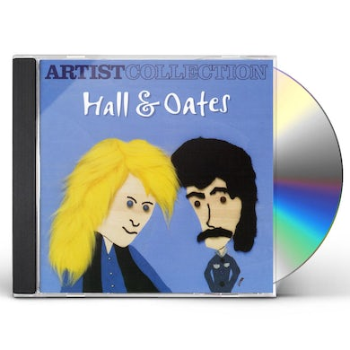 ARTIST COLLECTION: HALL & OATES CD