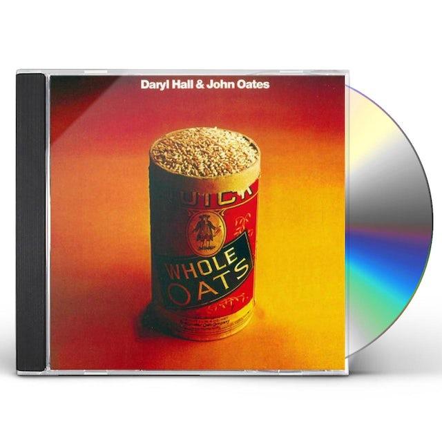 Hall & Oates WHOLE OATS & WAR BABIES CD