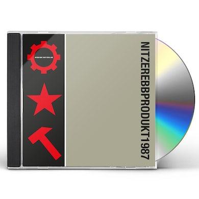 Nitzer Ebb THAT TOTAL AGE CD