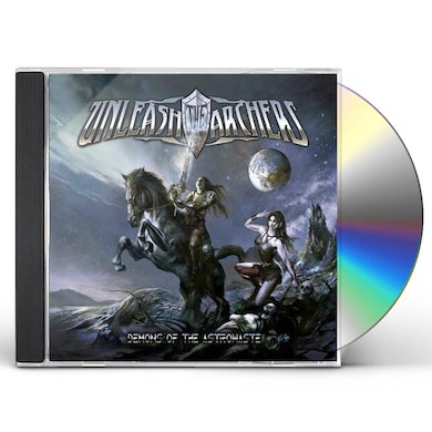 Unleash The Archers DEMONS OF ASTROWASTE CD