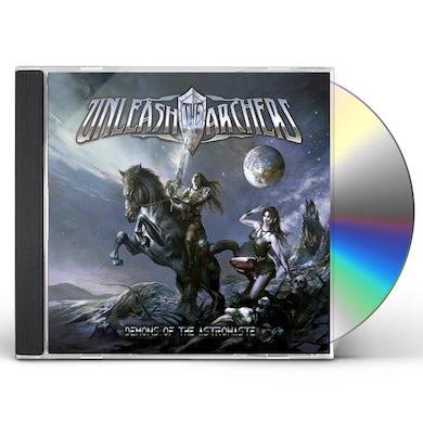 Unleash The Archers DEMONS OF ASTROWASTE CD