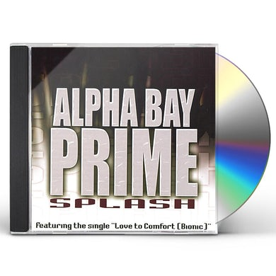 Splash ALPHA BAY PRIME CD