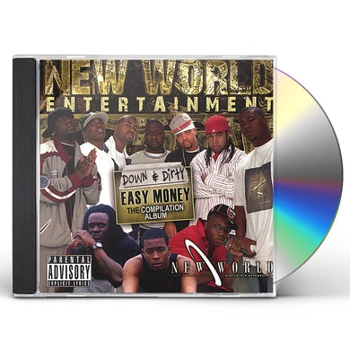 Down & Dirty EASY MONEY CD