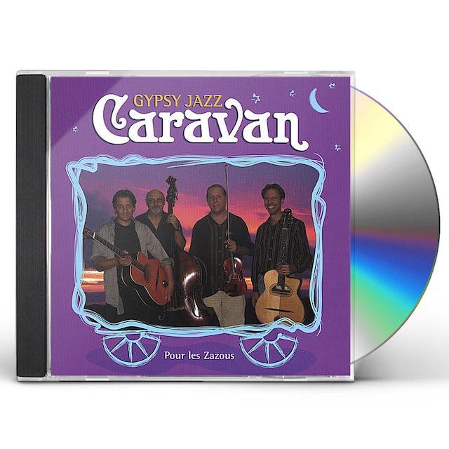 Gypsy Jazz Caravan