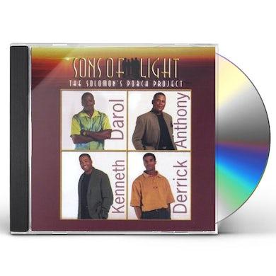 Sons of Light SOLOMON'S PORCH PROJECT CD