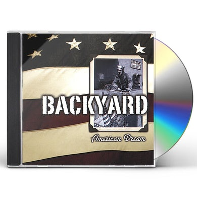 BackYard AMERICAN DREAM CD