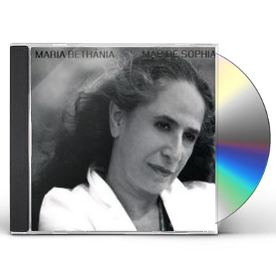 Maria Bethania MAR DE SOPHIA (SOPHIA'S SEA) CD