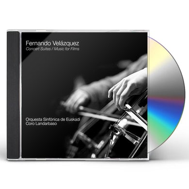 Fernando Velazquez CONCERT SUITES MUSIC FOR FILMS CD