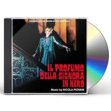 Nicola Piovani LE PARFUM DE LA DAME EN NOIR / Original Soundtrack CD