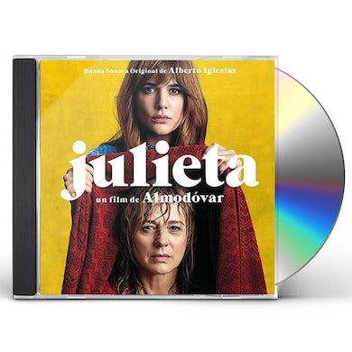 Alberto Iglesias JULIETA / Original Soundtrack CD