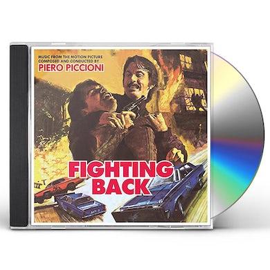 Piero Piccioni FIGHTING BACK / Original Soundtrack CD
