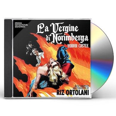 Riz Ortolani VIRGIN OF NUREMBERG (2004) / Original Soundtrack CD