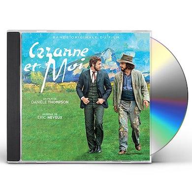 Eric Neveux CEZANNE ET MOI / Original Soundtrack CD