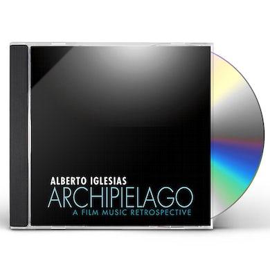 Alberto Iglesias ARCHIPIELAGO: FILM MUSIC RETROSPECTIVE CD