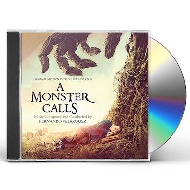 Fernando Velazquez MONSTER CALLS: SPECIAL EDITION / Original Soundtrack CD