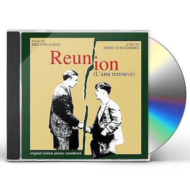 Philippe Sarde REUNION (L'AMI RETROUVE) / Original Soundtrack CD