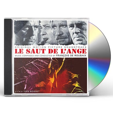 Francois De Roubaix LE SAUT DE L'ANGE / LES ANGES / Original Soundtrack CD