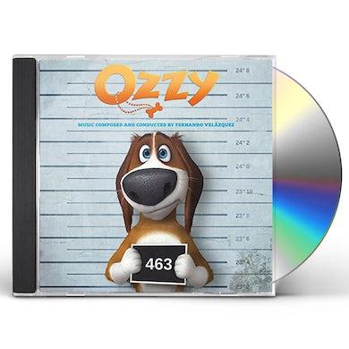 Fernando Velazquez OZZY / Original Soundtrack CD