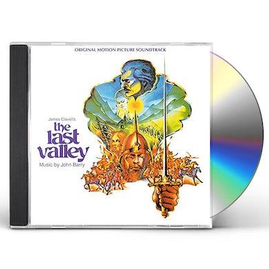 John Barry LAST VALLEY / Original Soundtrack CD