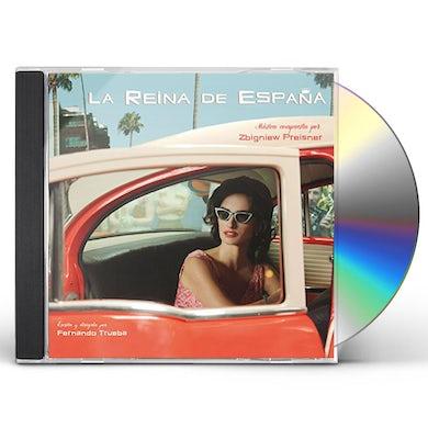 Zbigniew Preisner QUEEN OF SPAIN / Original Soundtrack CD