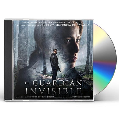 Fernando Velazquez EL GUARDIAN INVISIBLE / Original Soundtrack CD