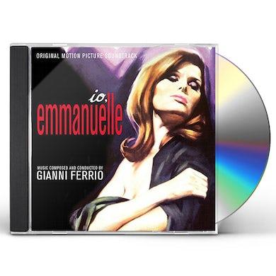 IO EMMANUELLE / Original Soundtrack CD