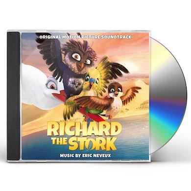 Eric Neveux RICHARD THE STORK / Original Soundtrack CD