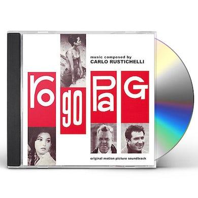Carlo Rustichelli ROGOPAG / Original Soundtrack CD