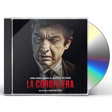 Alberto Iglesias LA CORDILLERA / Original Soundtrack CD