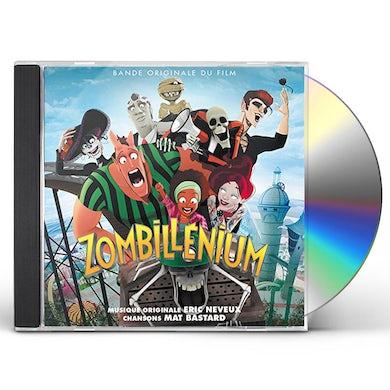 Eric Neveux ZOMBILLENIUM / Original Soundtrack CD