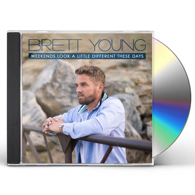 Brett Young Weekends Look A Little Different These Days CD