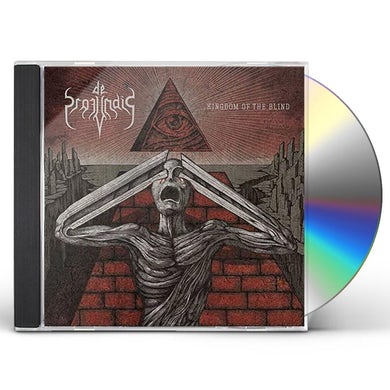 De Profundis KINGDOM OF THE BLIND CD
