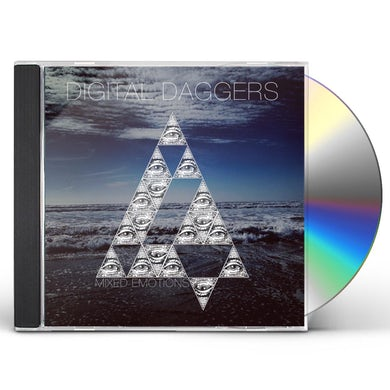 Digital Daggers MIXED EMOTIONS CD