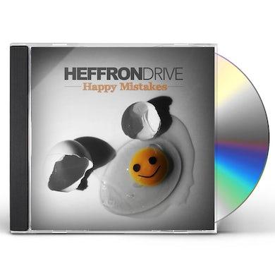 HAPPY MISTAKES CD