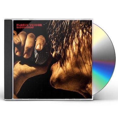 Plague Vendor BLOODSWEAT CD