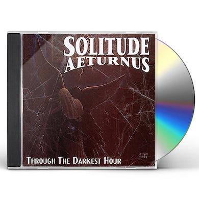 Solitude Aeturnus THROUGH THE DARKEST HOUR CD