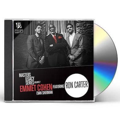 Emmet Cohen MASTERS LEGACY SERIES 2: RON CARTER CD